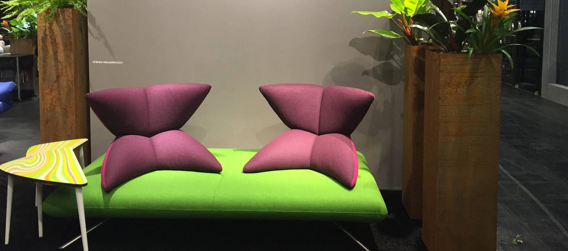signet messeimpressionen der imm k ln 2016. Black Bedroom Furniture Sets. Home Design Ideas