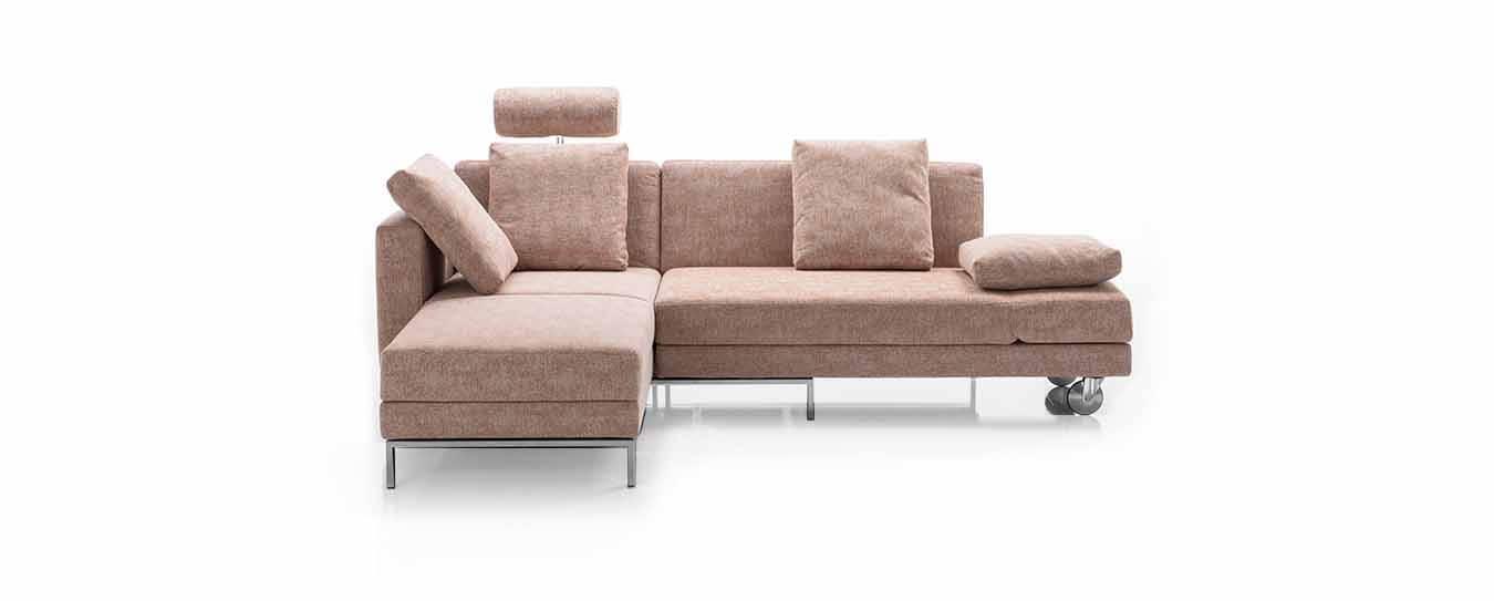 schlafsofas und funktionssofas online kaufen sofa couture. Black Bedroom Furniture Sets. Home Design Ideas