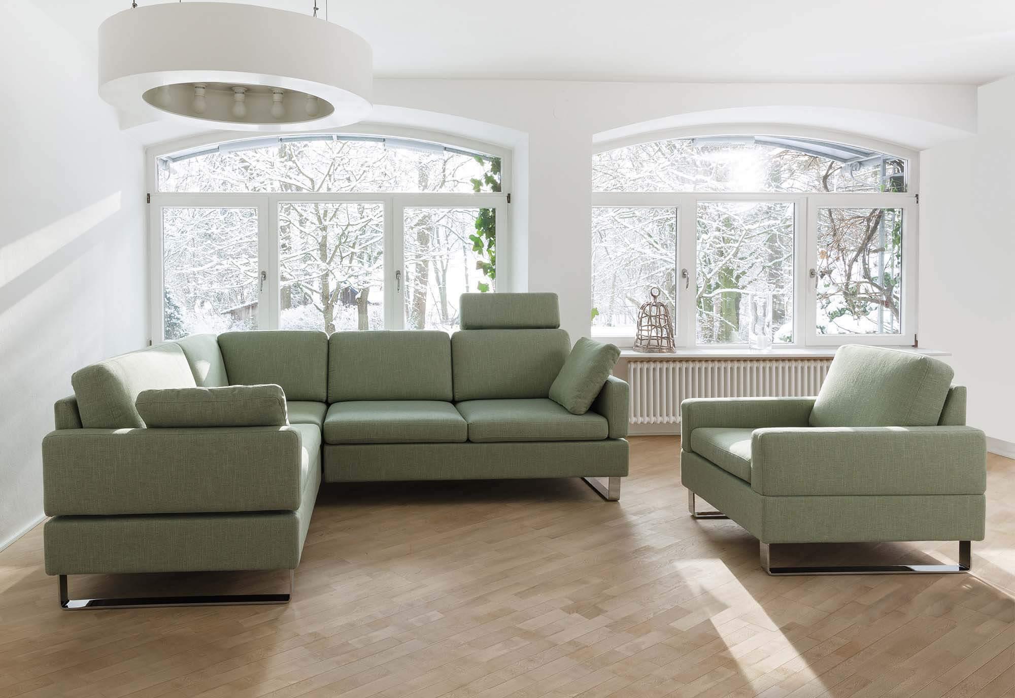 Genial Sofa Mit Funktion Referenz Von Brühl Alba Ecksofa Metallkufen Sessel