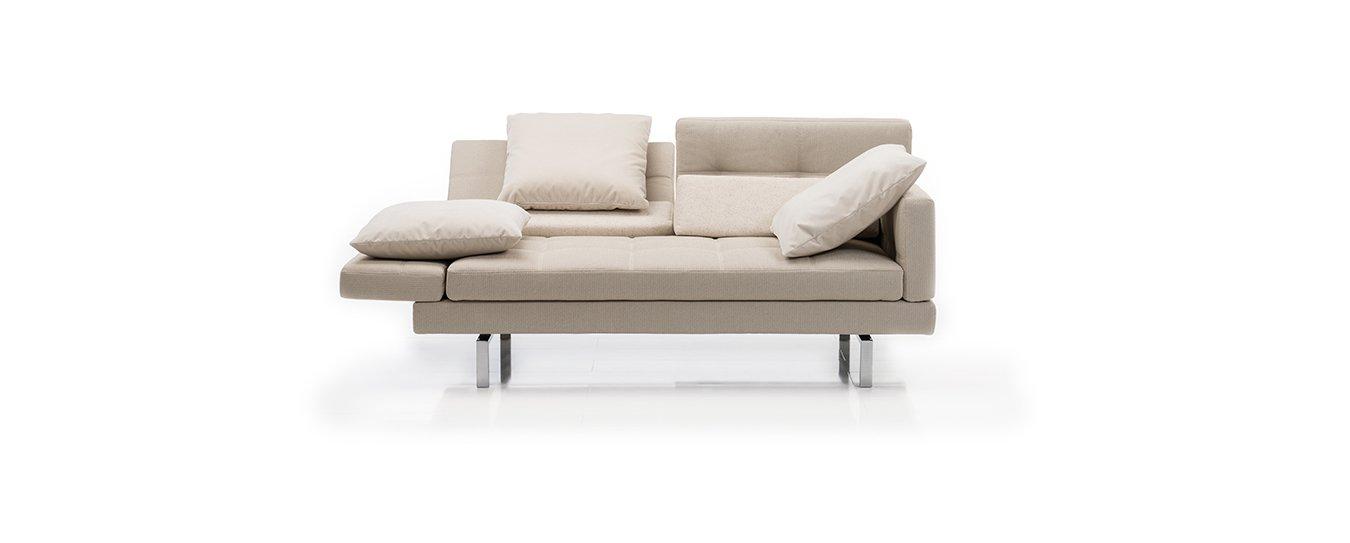 Sofa Amber von Brühl - Das elegante Design Sofa Amber