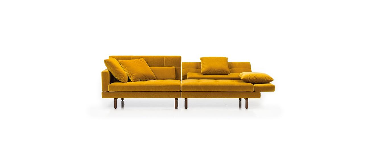 Sofa Amber Von Br Hl Das Elegante Design Sofa Amber