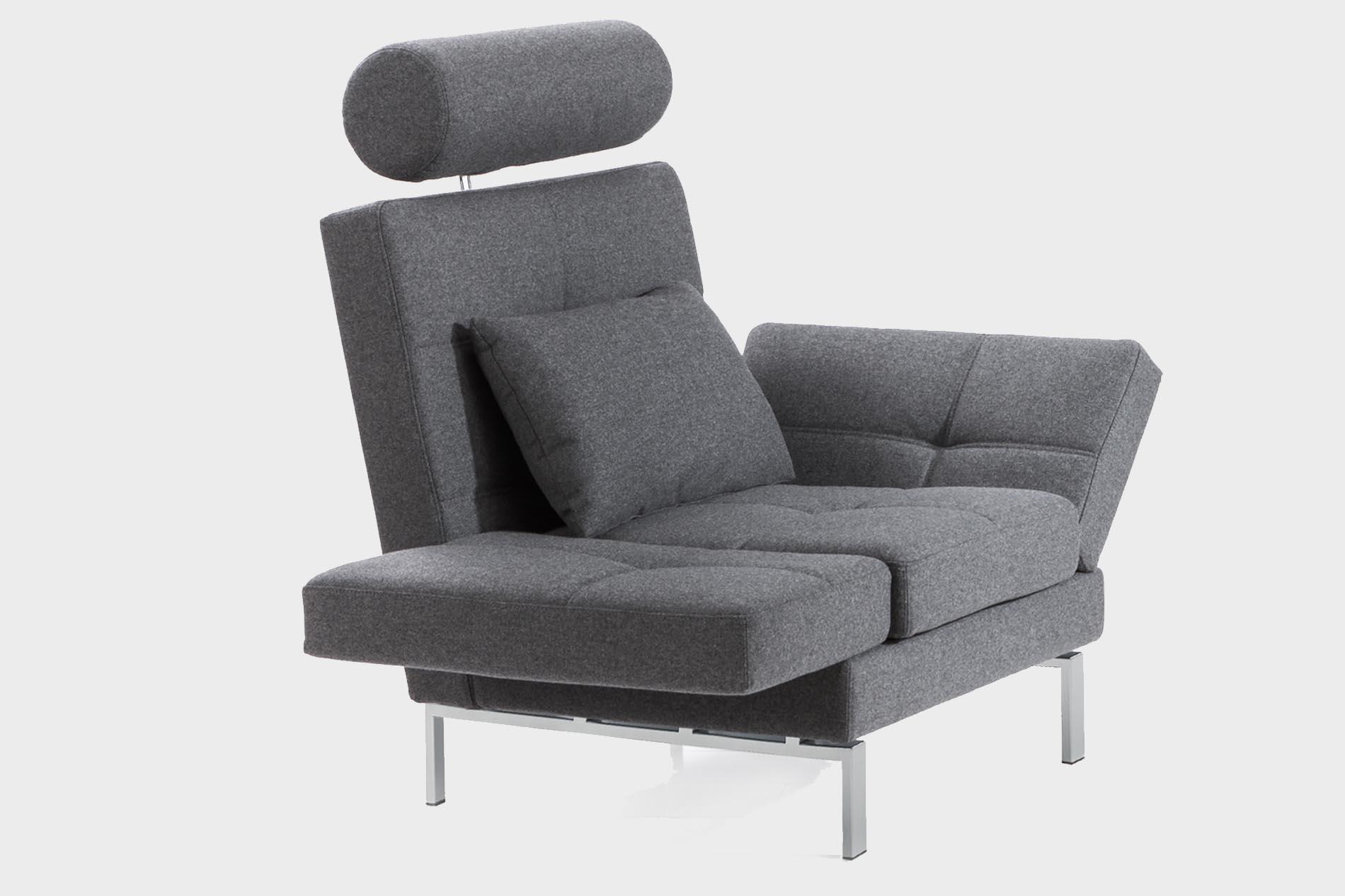 Amber Brühl Sessel Funktion