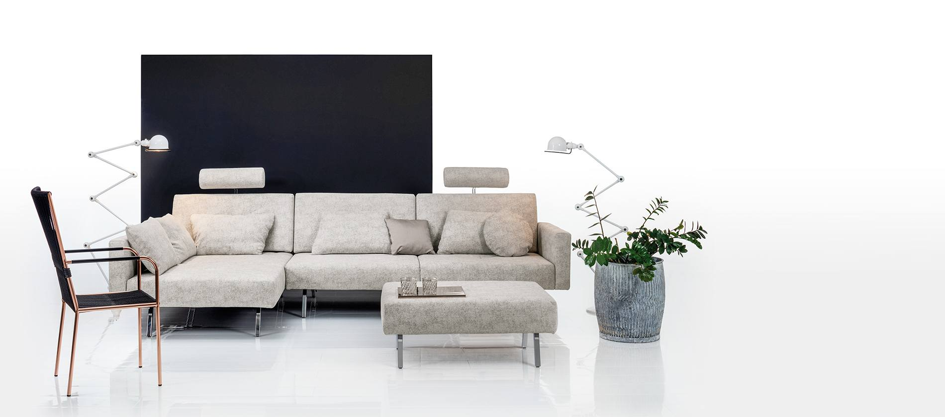 Designer Ecksofa Mit. Simple Sofa With Designer Ecksofa Mit ...