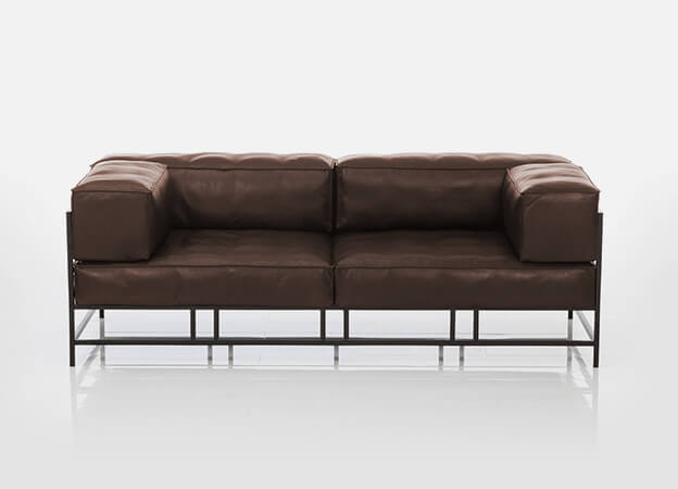 Sofa Easy Pieces Metal Von Bruhl Pure Eleganz