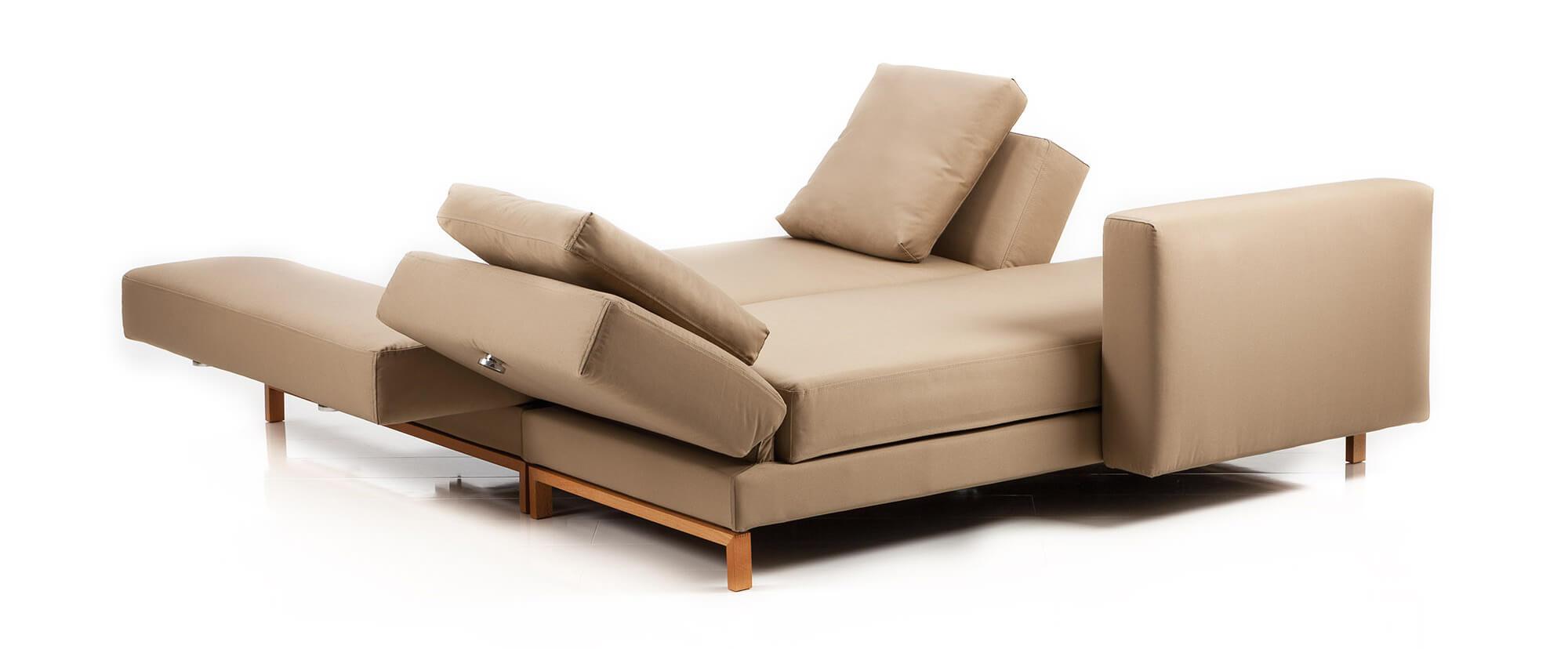 sofa four two von br hl kompaktes ecksofa mit schlaffunktion. Black Bedroom Furniture Sets. Home Design Ideas