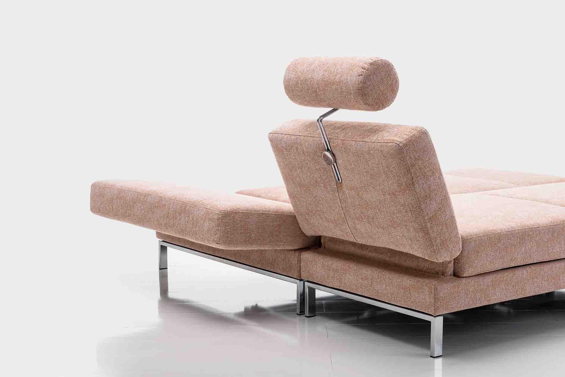 Sofa Four Two Von Bruhl Ecksofa Mit Schlaffunktion
