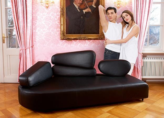 sofa mosspink von br hl design schlafsofa entdecken. Black Bedroom Furniture Sets. Home Design Ideas