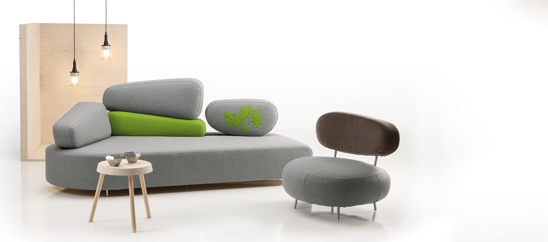 Sofa Mosspink Von Bruhl Design Schlafsofa Entdecken