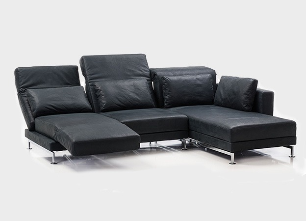 sofa moule von br hl ecksofa mit schlaffunktion. Black Bedroom Furniture Sets. Home Design Ideas