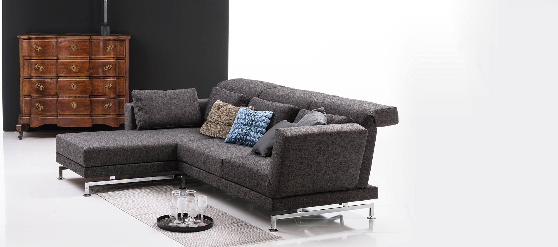 Inspirierend Sofa Mit Abnehmbaren Bezug Foto Von Brühl Moule Ecksofa Funktion
