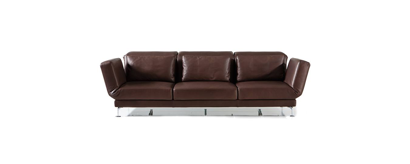 Sofa Moule von Brühl - das multifunktionale Sofa