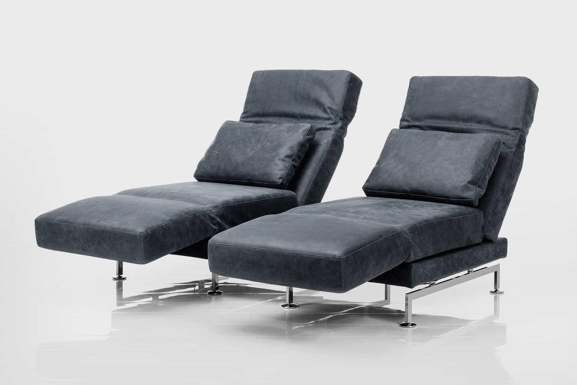 Sessel Moule von Brühl der multifunktionale Schlafsessel