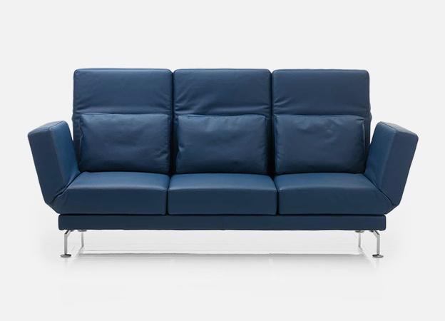 Liegelandschaft Sofa sofa moule small brühl das kompakte funktionssofa