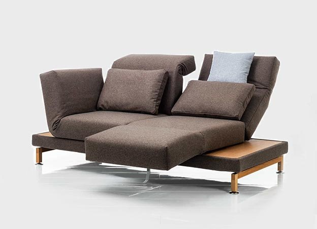 Sofa Moule small von Brühl - das kompakte Funktionssofa