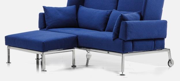 schlafsofa on tour von br hl auch als sofa und sessel. Black Bedroom Furniture Sets. Home Design Ideas