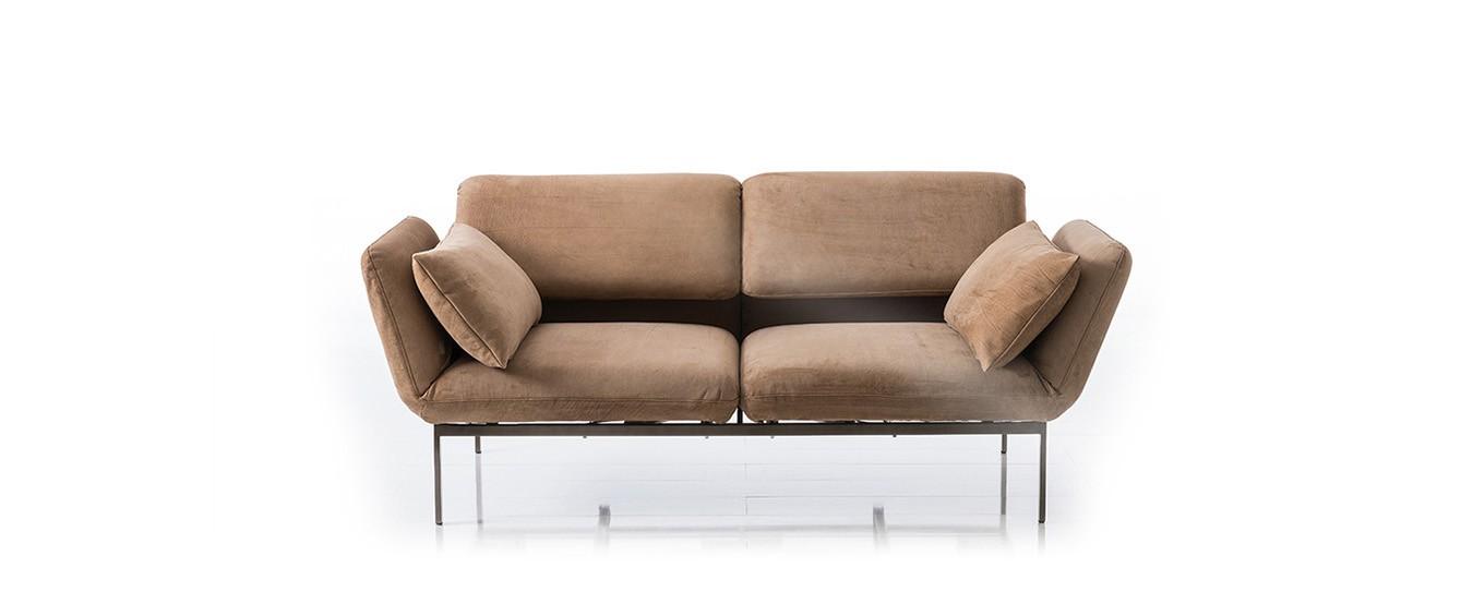 Sofa roro von Brühl in small oder medium entdecken