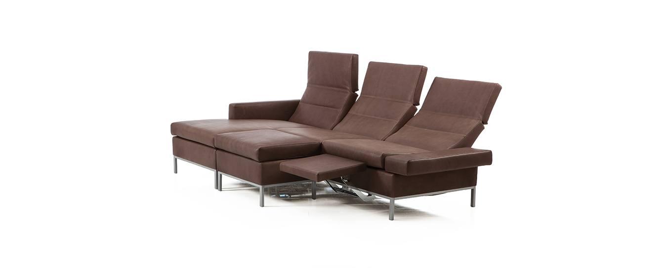 Sofa Tomo von Brühl - Sofa oder Ecksofa zum Relaxen