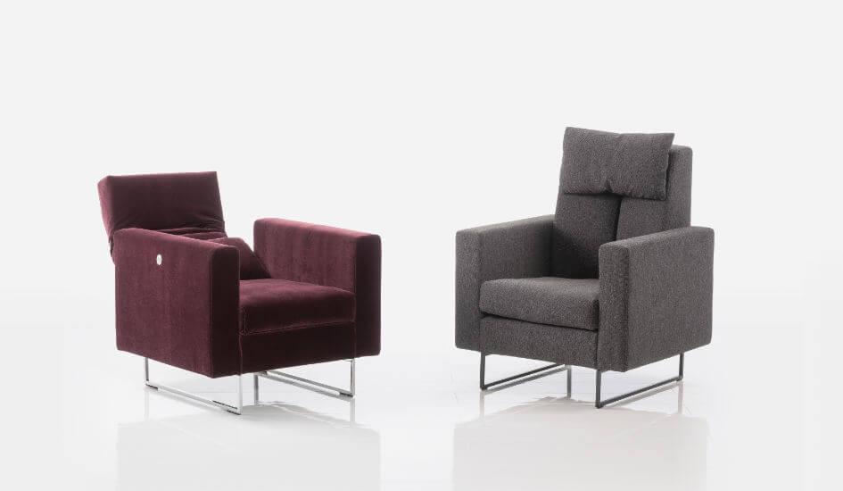 ecksofa embrace von br hl weicher sitzkomfort und funktional. Black Bedroom Furniture Sets. Home Design Ideas