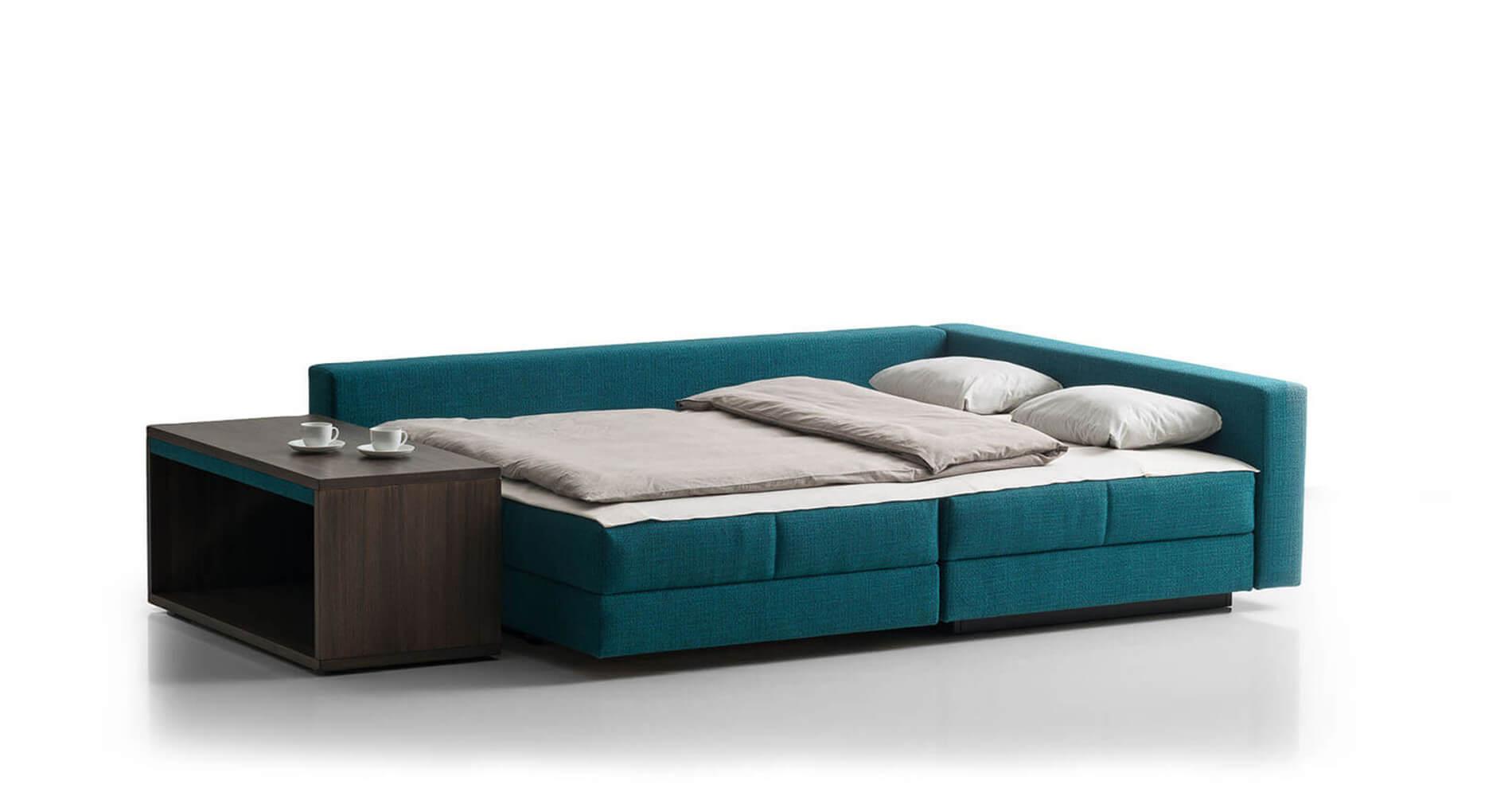 franz fertig eckgruppe cocco sofa zum loungen und schlafen. Black Bedroom Furniture Sets. Home Design Ideas