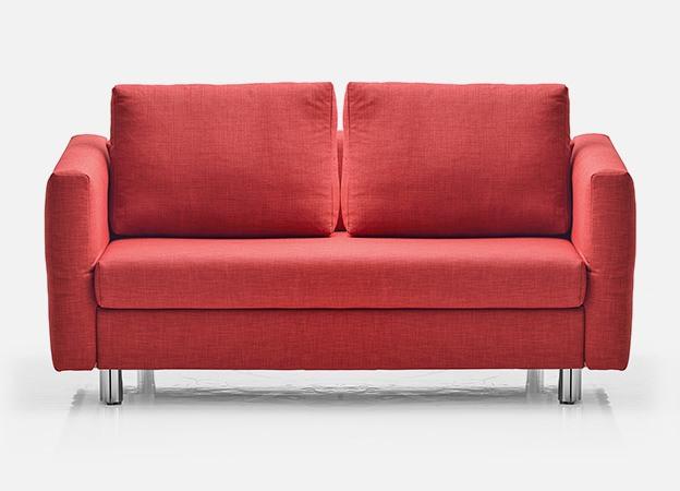 schlafsofa malou von franz fertig sofa und bett vereint. Black Bedroom Furniture Sets. Home Design Ideas