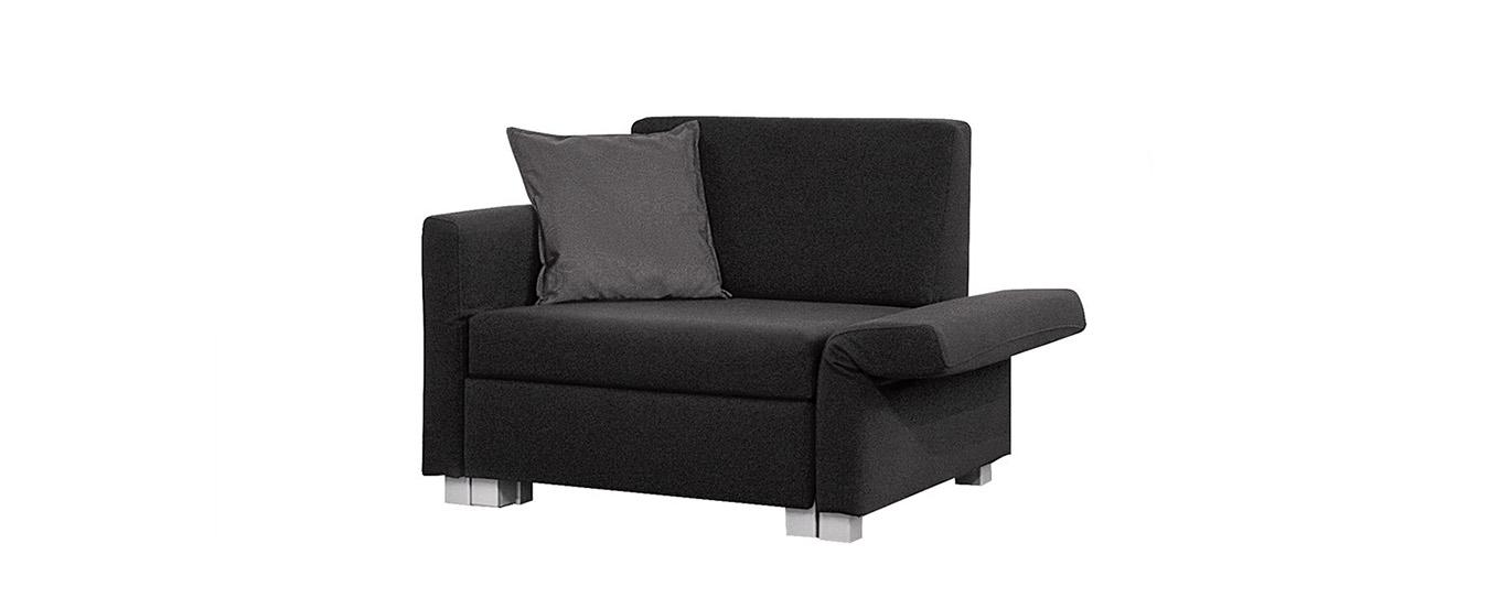 schlafsessel minnie von franz fertig. Black Bedroom Furniture Sets. Home Design Ideas