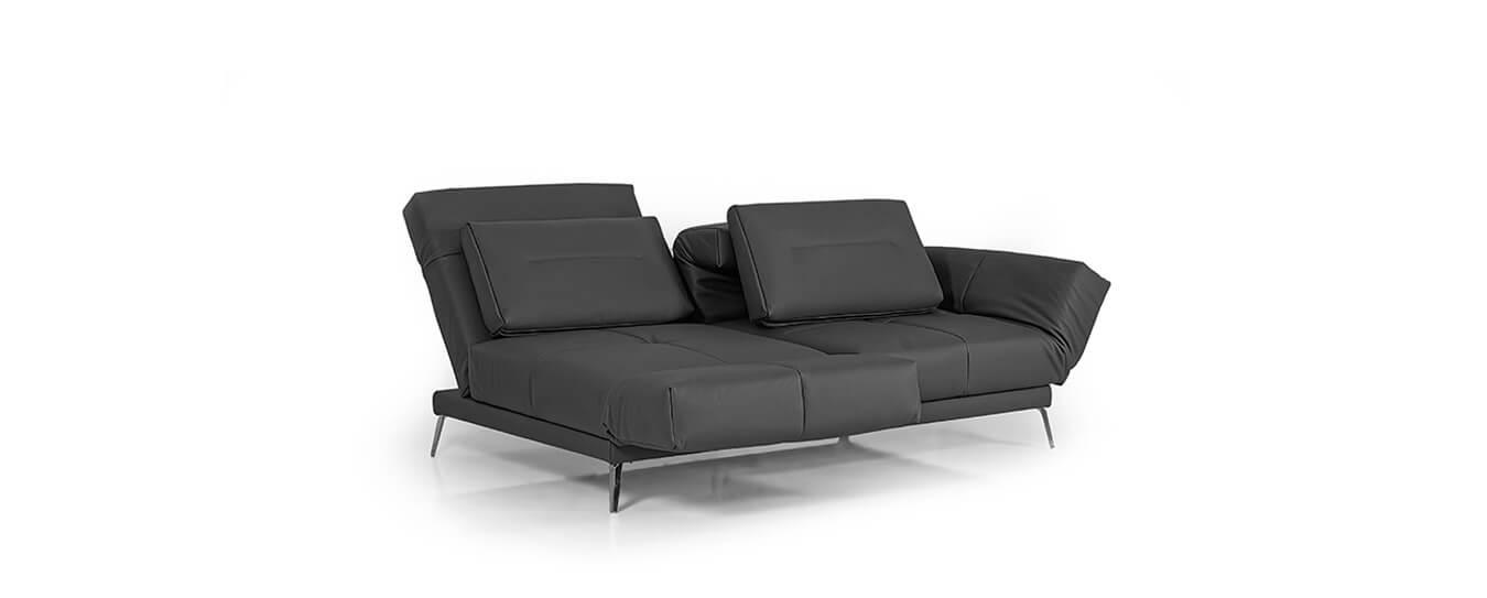 Sofa Letto von Franz Fertig - Verwandelbar zum Schlafsofa
