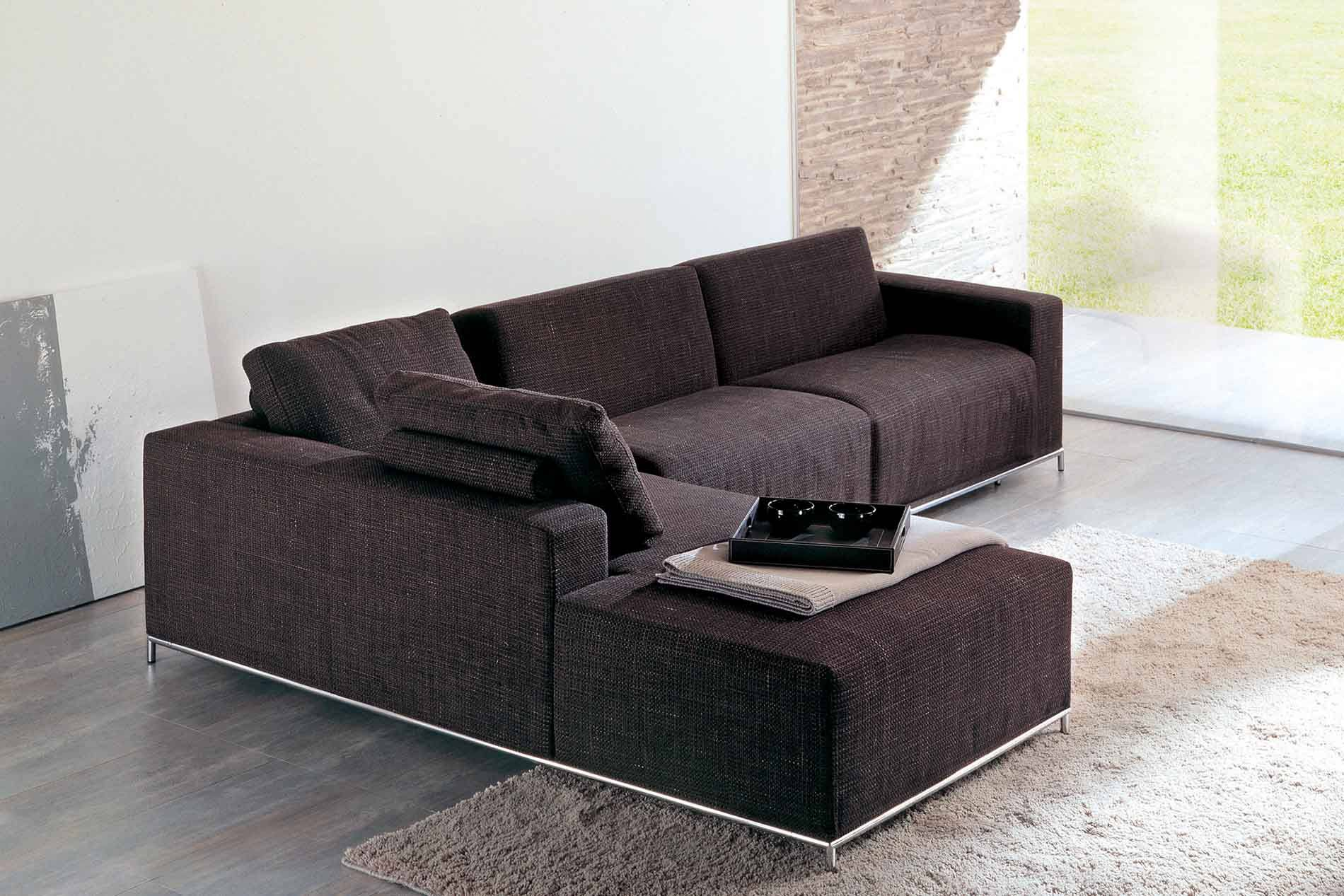 ecksofa kos mit schlaffunktion von pol74 bett und sofa. Black Bedroom Furniture Sets. Home Design Ideas