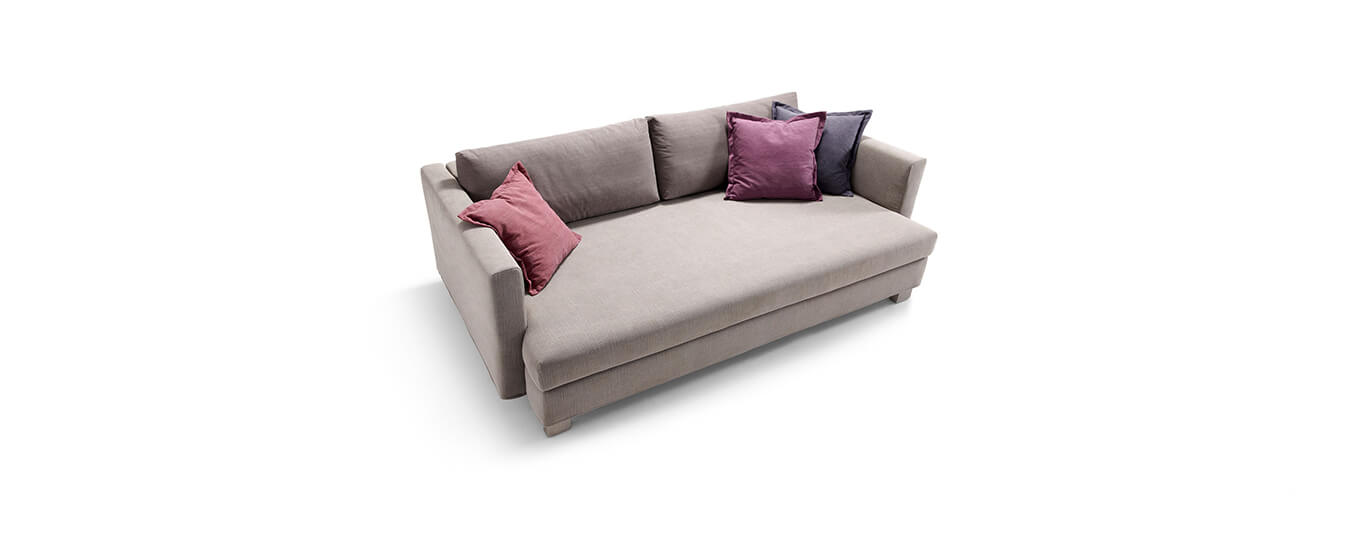 Schlafsofa Good Life Relax Signet Big Sofa