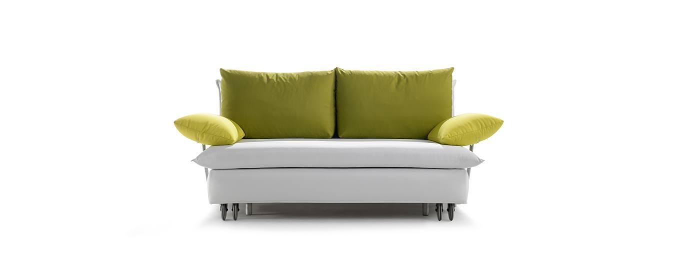 schlafsofa la luna von signet sofa mit schlaffunktion. Black Bedroom Furniture Sets. Home Design Ideas