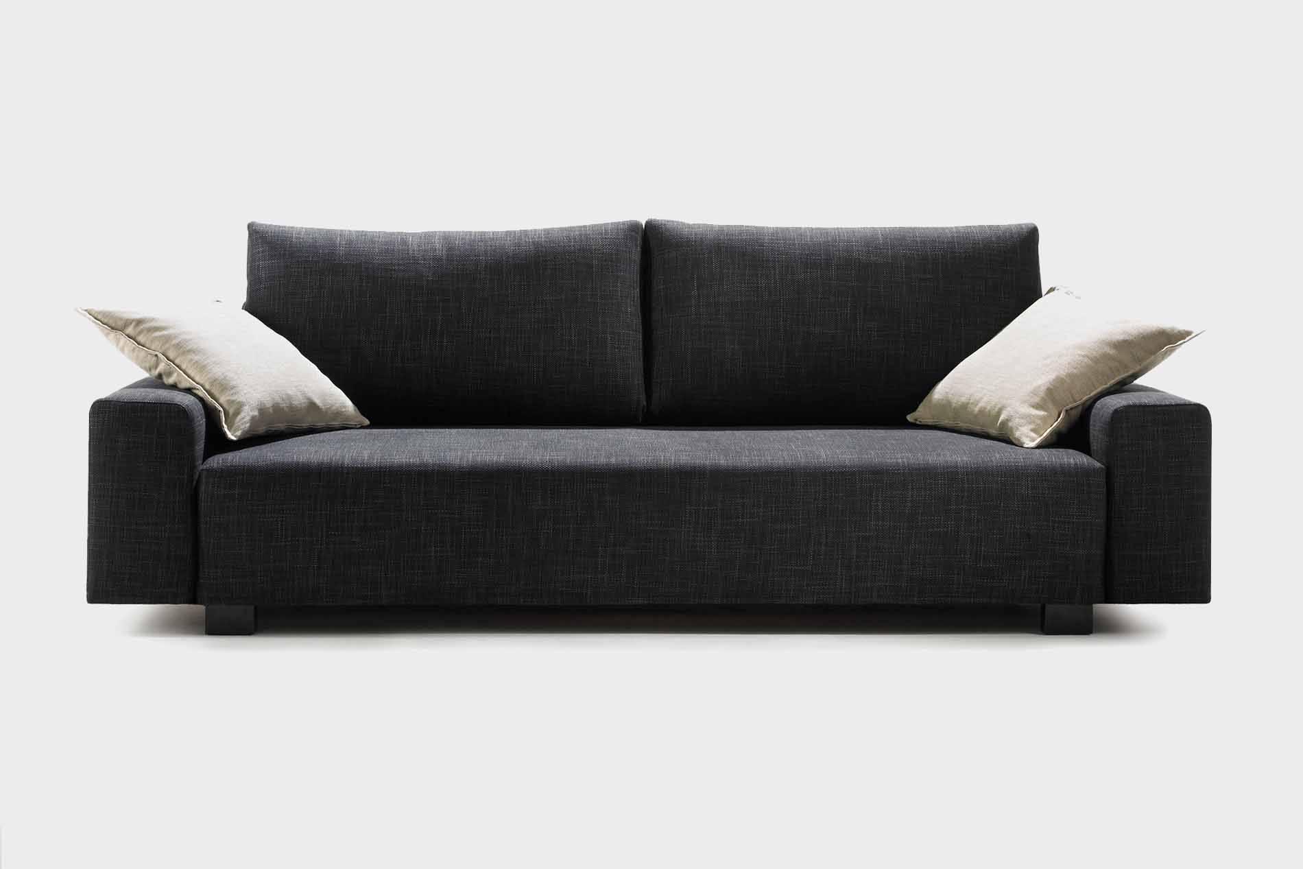Schlafsofa Pallini von Signet - Sofa nach Maß mit Bett