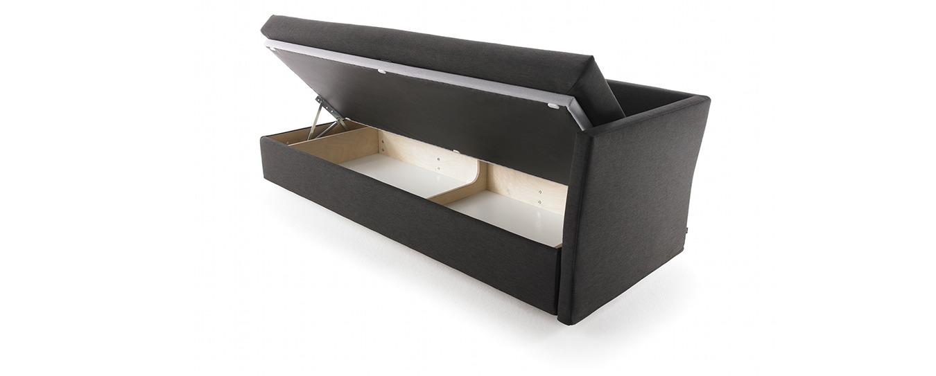 Schlafsofa tatu von signet ein sofa ergreifend schlicht for Schlafsofa 70 cm tiefe