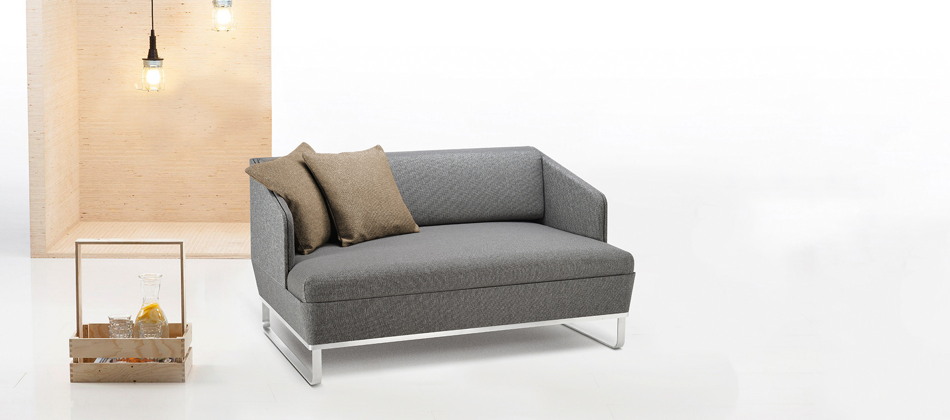 Schlafsofa Duetto Deluxe Swiss Plus
